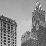 Baltimore skyscrapers. Courtesy Library of Congress