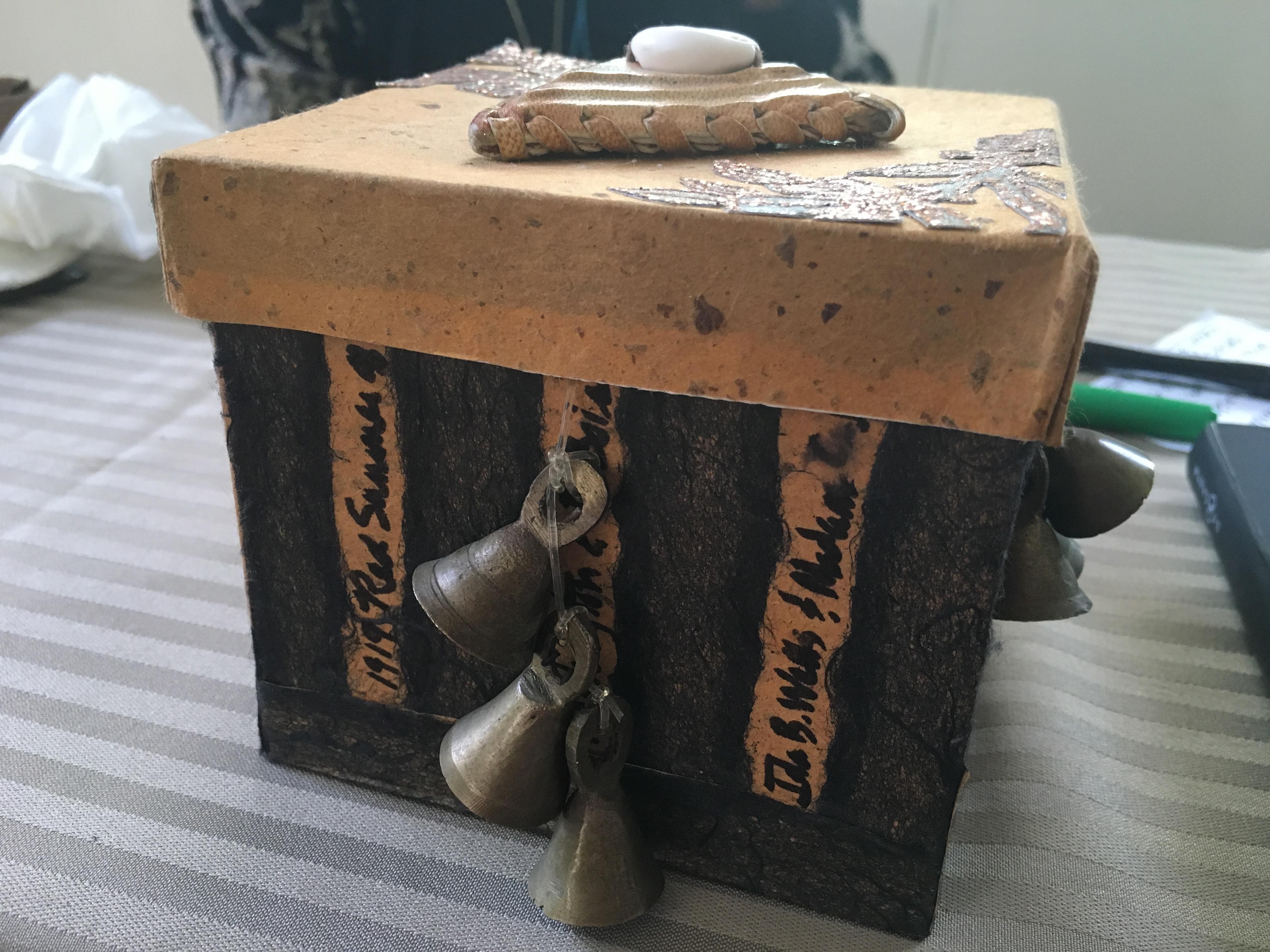 Box by L. Nef'fahtiti Partlow-Myrick