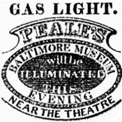... Rembrandt Peale Shared His Familyu0027s Talent For Innovation And  Entrepreneurship. He Demonstrated Gas Light In His Galleries, Using The New  Energy ...